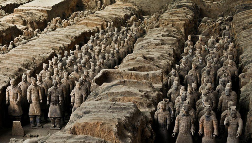 Qin Shi Huang Terracotta
